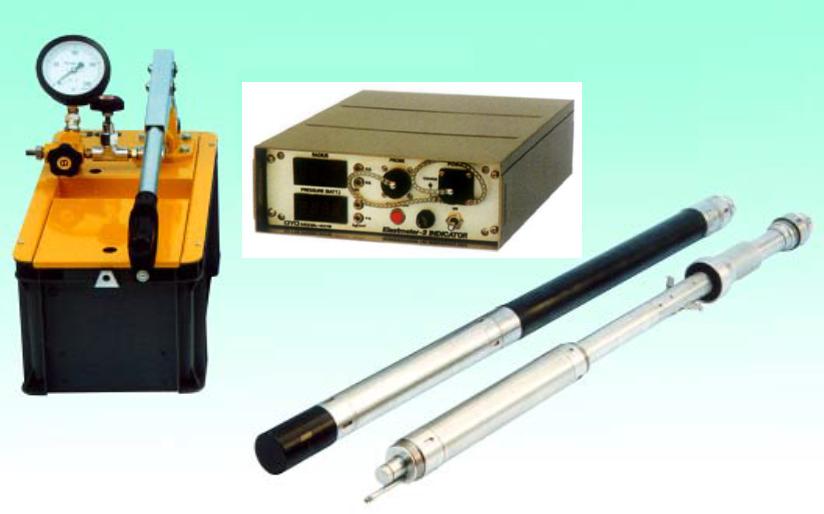Presiómero Elastmeter-2 HQ D4081